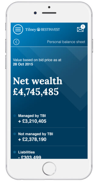 Tilney Wealth Management Portal